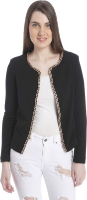 Vero Moda Full Sleeve Solid Women's Jacket
