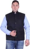 Vivid Bharti Sleeveless Solid Men's Jack...