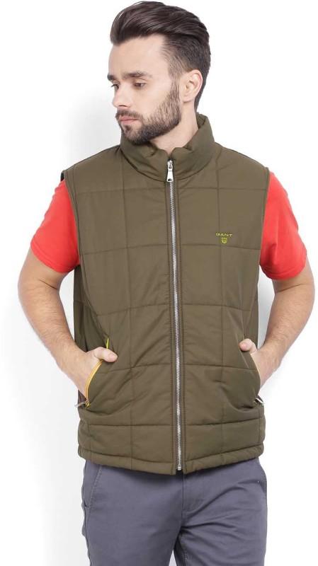 Gant Sleeveless Solid Men's Jacket