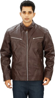WCL Full Sleeve Solid Men's Jacket