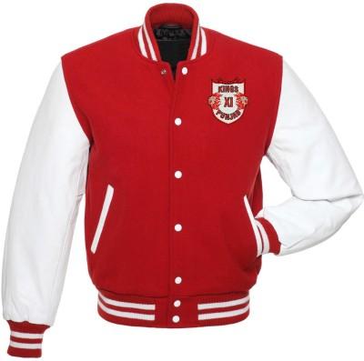 Kings XI Punjab Full Sleeve Embroidered Men's Jacket