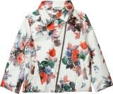 Beebay Full Sleeve Printed Girls Jacket