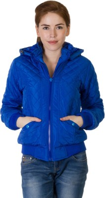 Burdy Full Sleeve Argyle Women's Jacket