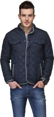 Comoros Full Sleeve Solid Men's Jacket