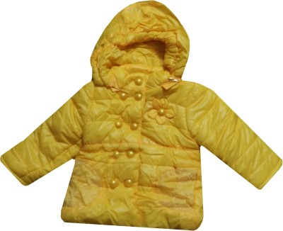 Icable Full Sleeve Applique Girl's Jacket