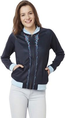 Chumbak Full Sleeve Printed Women's Jacket