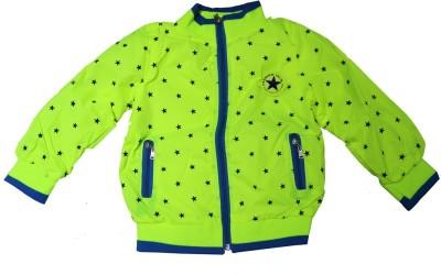 Habooz Full Sleeve Printed Boy's Jacket