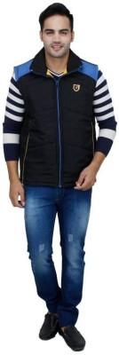 NU9 Sleeveless Solid Men's Jacket
