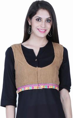 Aana Half Sleeve Striped Women's Jacket