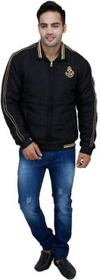 NU9 Full Sleeve Solid Men's Jacket