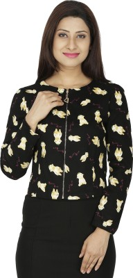 Svt Ada Collections Full Sleeve Printed Women's Jacket