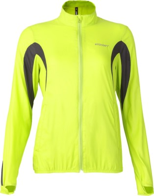 Wildcraft Full Sleeve Solid Women's Jacket at flipkart
