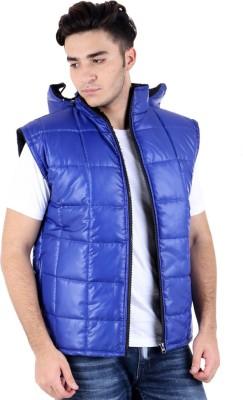 Rakshita Collection Sleeveless Checkered Men's Quilted Jacket