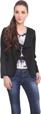 Ceylin Full Sleeve Solid Women's Jacket