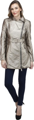 Pab Jules Full Sleeve Solid Womens Jacket