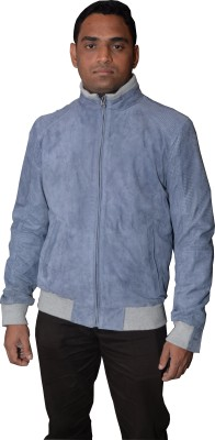 Samsan India Full Sleeve Solid Men's Jacket