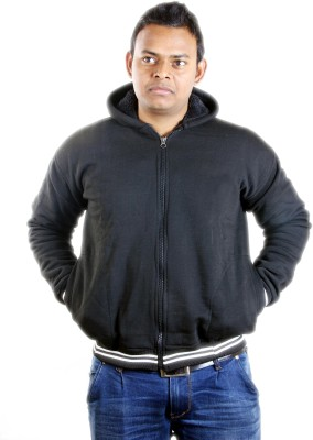 Shyama Collections Full Sleeve Solid Men's Jacket