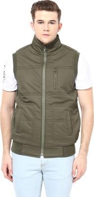 Orewa Sleeveless Solid Men's Jacket