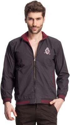 Beevee Full Sleeve Solid Men's Jacket