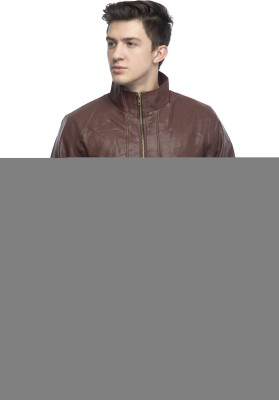 Ess Cee Full Sleeve Solid Mens Jacket