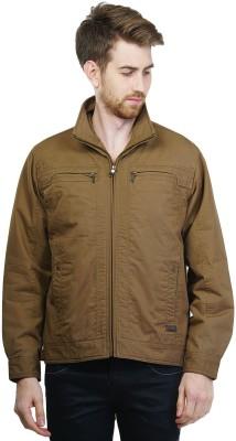Priknit Full Sleeve Solid Men's Jacket