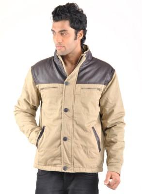 Truccer Basics Full Sleeve Solid Men's Slim Fit Jacket