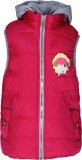 Sakhi Sang Sleeveless Solid Girls Quilte...