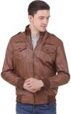 Aazo Full Sleeve Solid Men's Jacket
