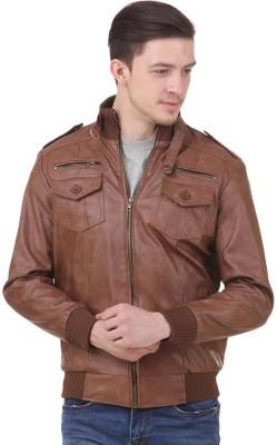UniversalRex Full Sleeve Solid Men's Jacket