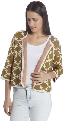 Vero Moda Full Sleeve Printed Women's Jacket