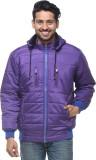 SKE Full Sleeve Solid Men's Jacket
