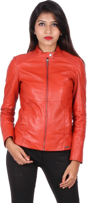 Theo&Ash Full Sleeve Solid Women's Jacket