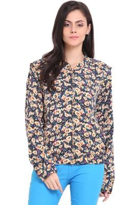 Ridress Full Sleeve Floral Print Women's Jacket