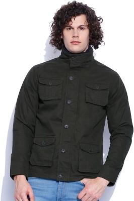 Proline Full Sleeve Solid Men's Jacket