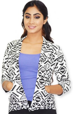 Riot Jeans Full Sleeve Printed Women's Jacket