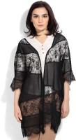 Monica Dogra for Stylista Half Sleeve Self Design Women's Jacket