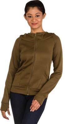 Modo Vivendi Full Sleeve Solid Womens Jacket