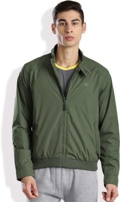 HRX by Hrithik Roshan Full Sleeve Solid Mens Jacket