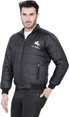 Civil Outfitters Full Sleeve Solid Men's Jacket