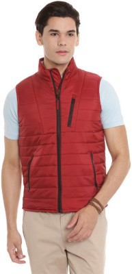 American Swan Sleeveless Solid Men's Jacket