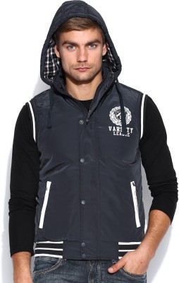 Proline Sleeveless Solid Men's Jacket