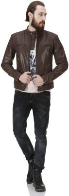 B&B Full Sleeve Solid Men's Jacket