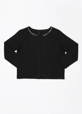 United Colors of Benetton Full Sleeve Self Design Womens Jacket