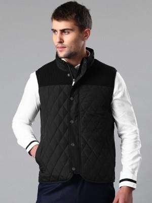 Invictus Sleeveless Solid Men's Jacket