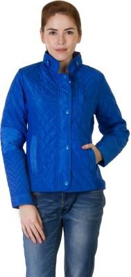 Burdy Full Sleeve Solid Women's Jacket