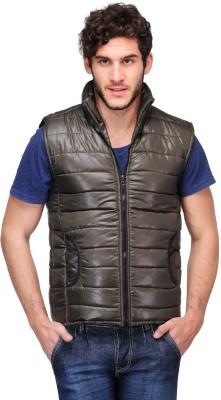 Comoros Sleeveless Solid Men's Jacket