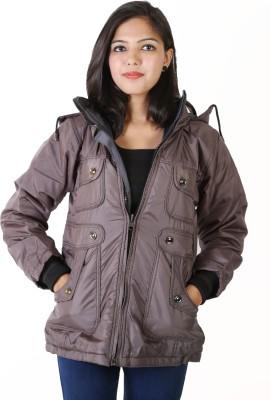 Asst Full Sleeve Solid Women's Jacket