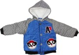 Aani Full Sleeve Solid Boys Jacket