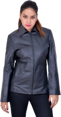 matelco Full Sleeve Solid Womens Jacket