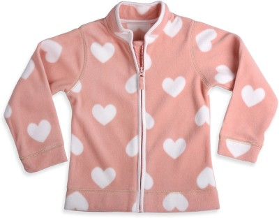 Mothercare Full Sleeve Printed Girl's Jacket